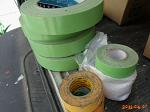 プロメント塗装材料