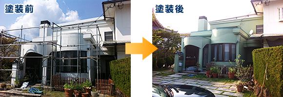 谷岡建装外壁塗装4