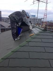 オイカワ美装工業屋根塗装