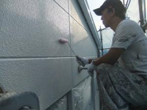 T.Y.G外壁塗装作業