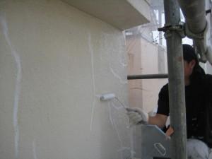 リフレ外壁塗装風景