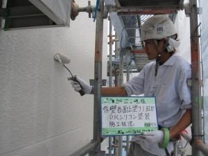 しろきや産業外壁塗装