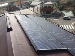光和建装屋根塗装