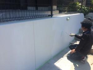光和建装外壁塗装