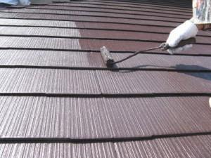 富山e-リフォーム屋根塗装