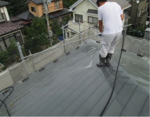 アートリファイン屋根洗浄