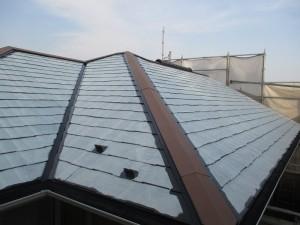 ハウスメイク屋根塗装