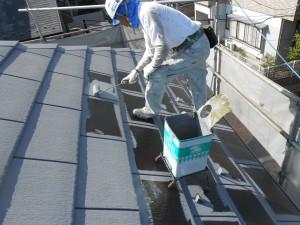 北山屋根塗装