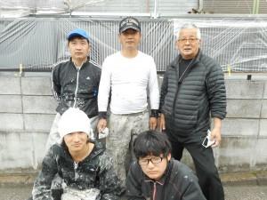 武蔵野ペイント倶楽部職人集合