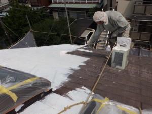 武蔵野ペイント倶楽部屋根塗装