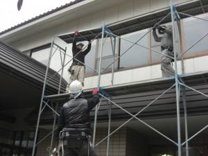 コージーハウス塗装工事