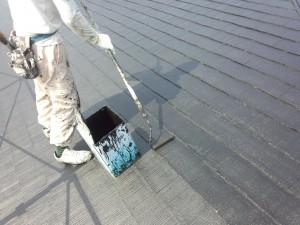 モリサワペイント屋根塗装
