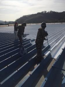 倉敷塗装屋根塗装