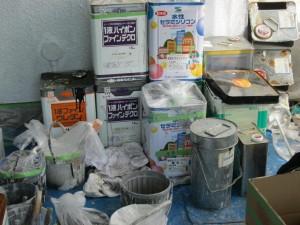 サンワイド塗料缶