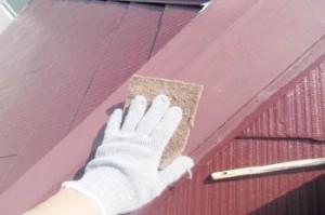外壁塗装剥離