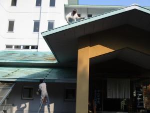 新潟ペイント工業屋根塗装