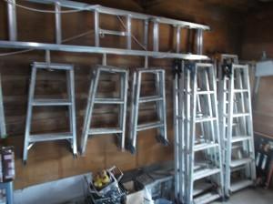 新潟ペイント工業塗料倉庫