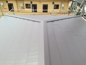 屋根塗装カバー工法