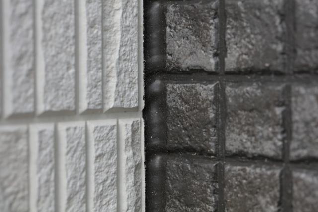 コーキング外壁