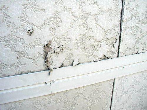 外壁の劣化状況