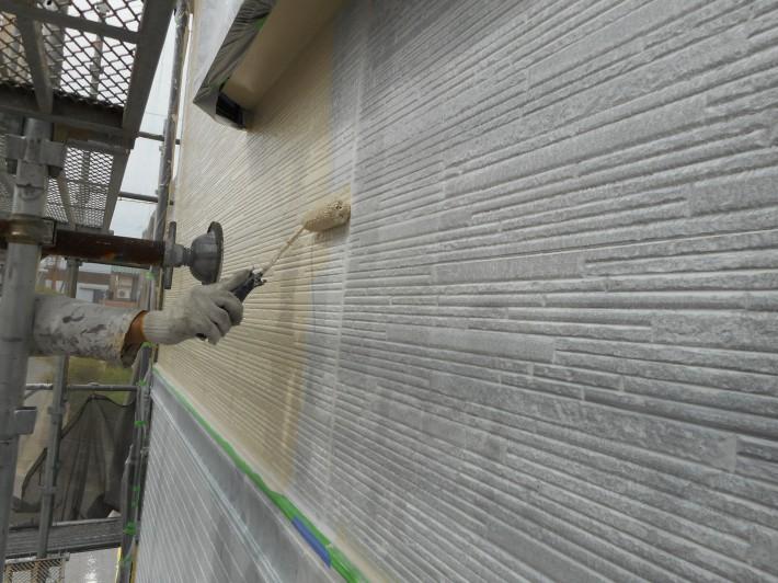 エスケープレミアムシリコン塗装風景