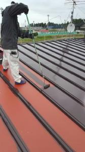 宍戸ペイントサービス屋根塗装