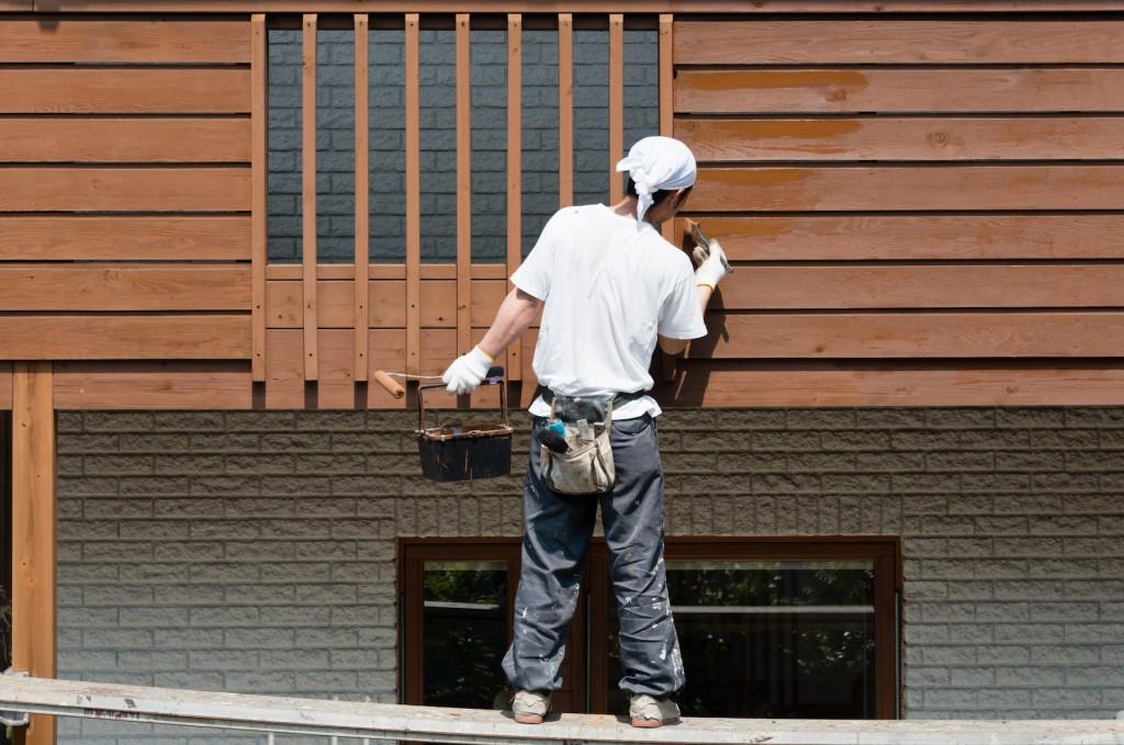 diy外壁塗装