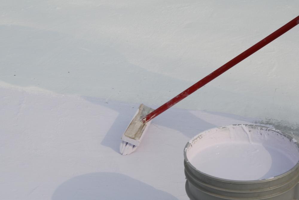 屋根塗装の防水